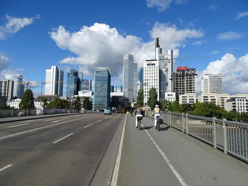 03. Frankfurt downtown