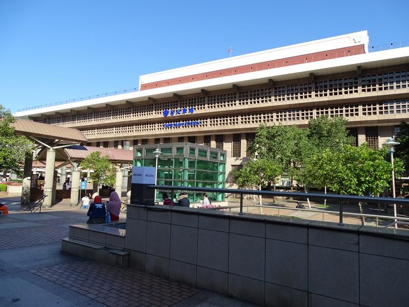 04. Gara Taipei