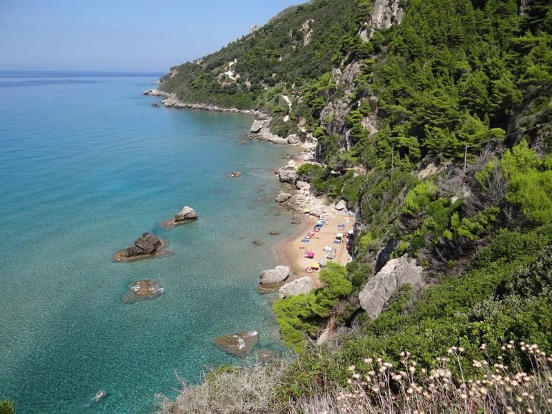 04. Plaja nudisti Corfu