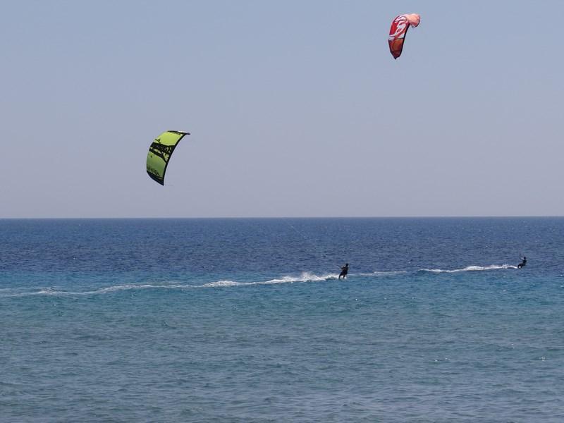 05. Plaja kite surfing Corfu