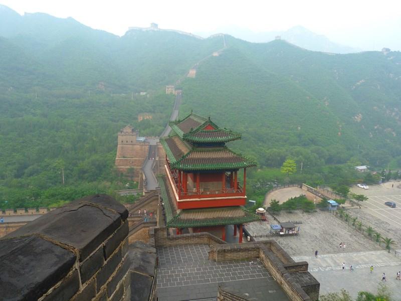 08. Juyongguan Tower