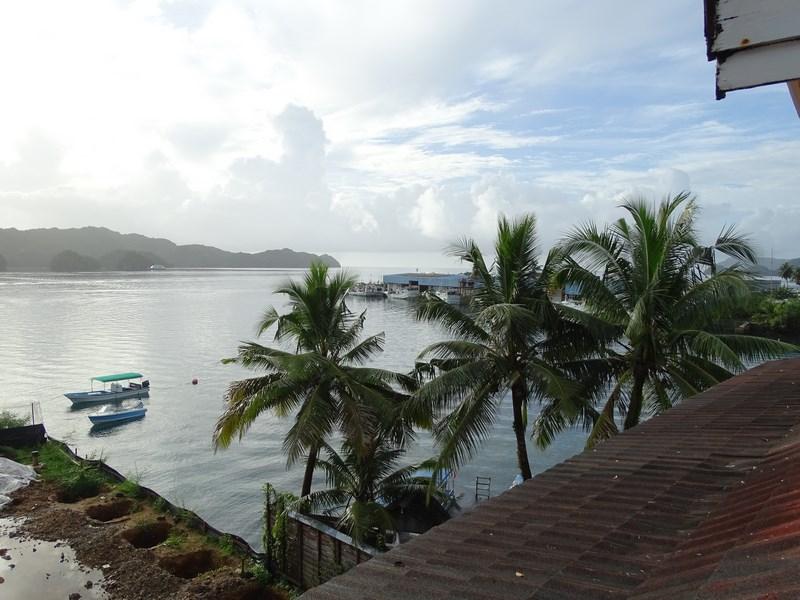 12. Dimineata in Palau