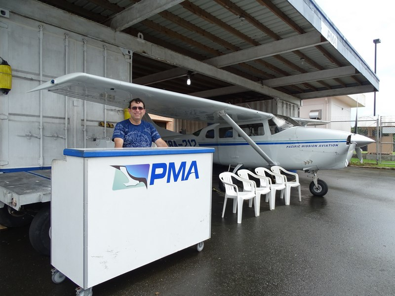 14. Check In Pacific Mission Aviation
