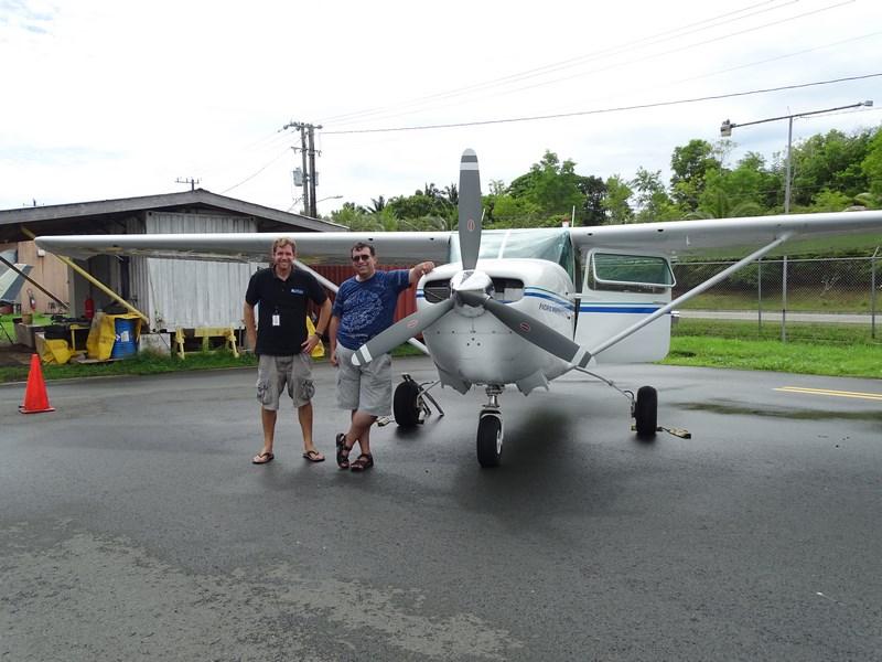 15. Cu pilotul