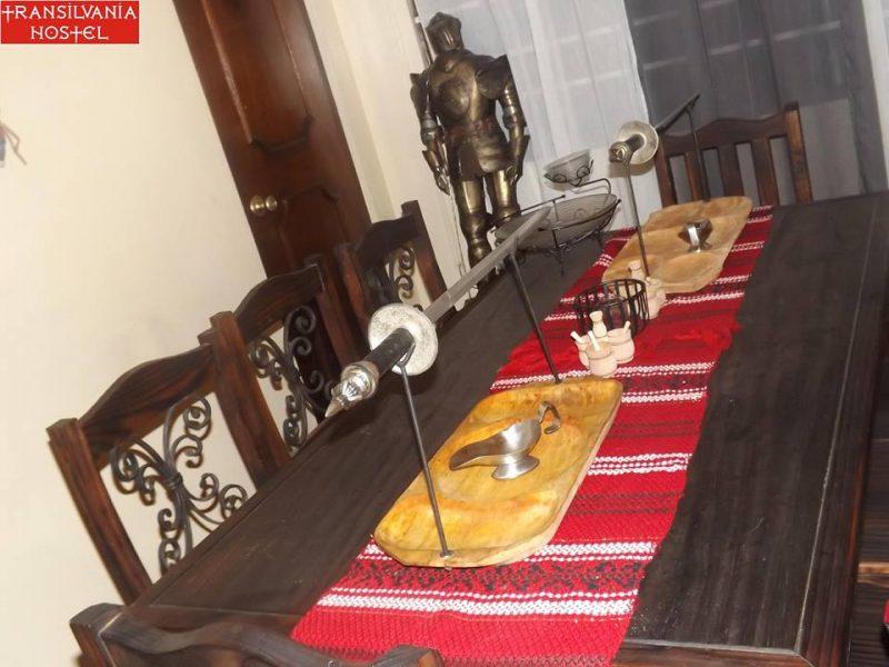 17. Restaurant transilvan