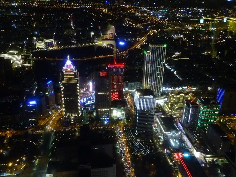 17. Taipei by night