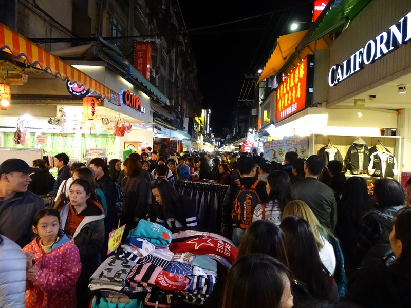 20. Night market Taipei