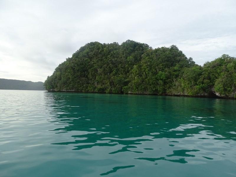 30. Golf in Palau