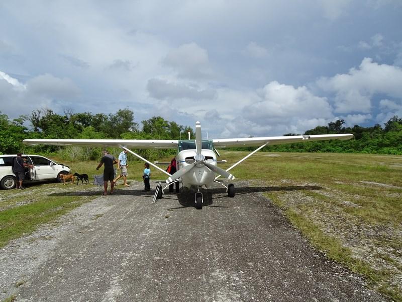34. Plane in Angaur