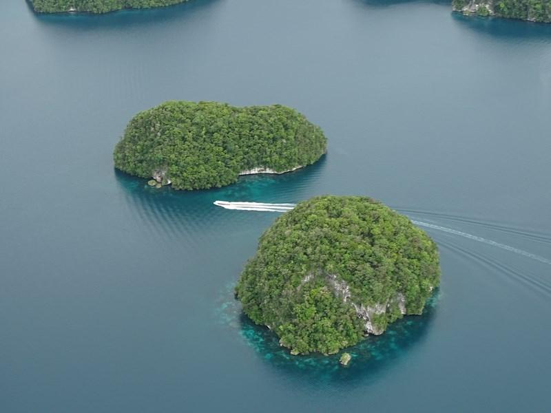 38, Salupa in Palau