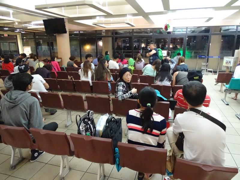 38. Palau airport