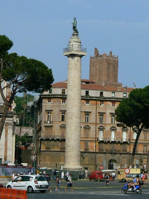 01. Columna lui Traian - Roma