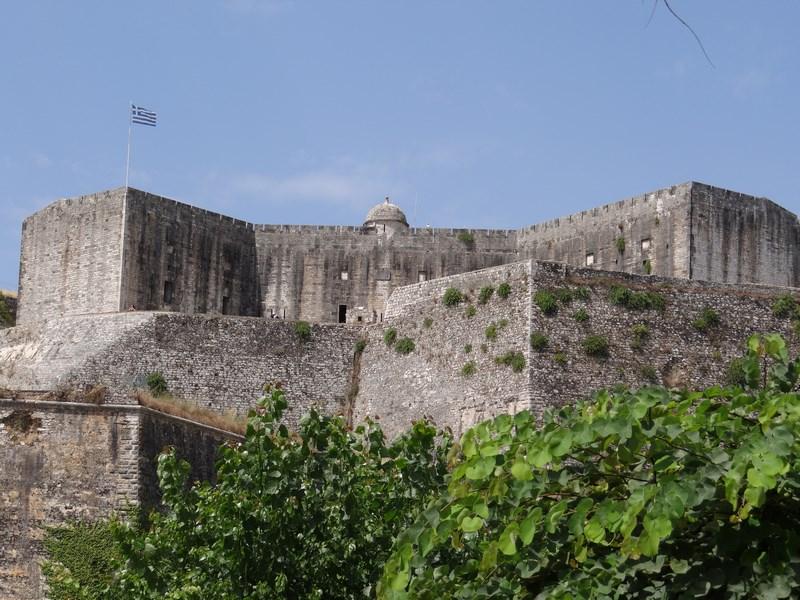 01. Noua cetate Corfu City