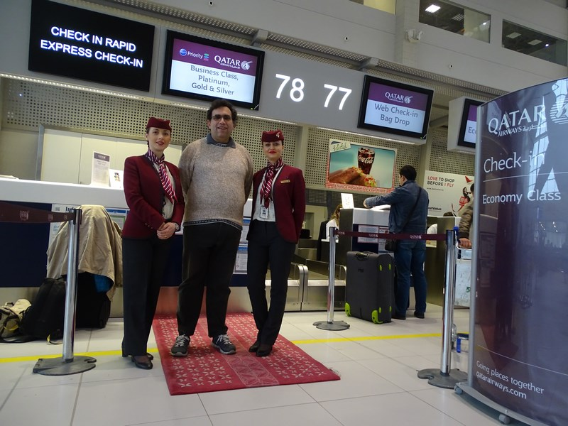 01. Qatar Airways Bucuresti