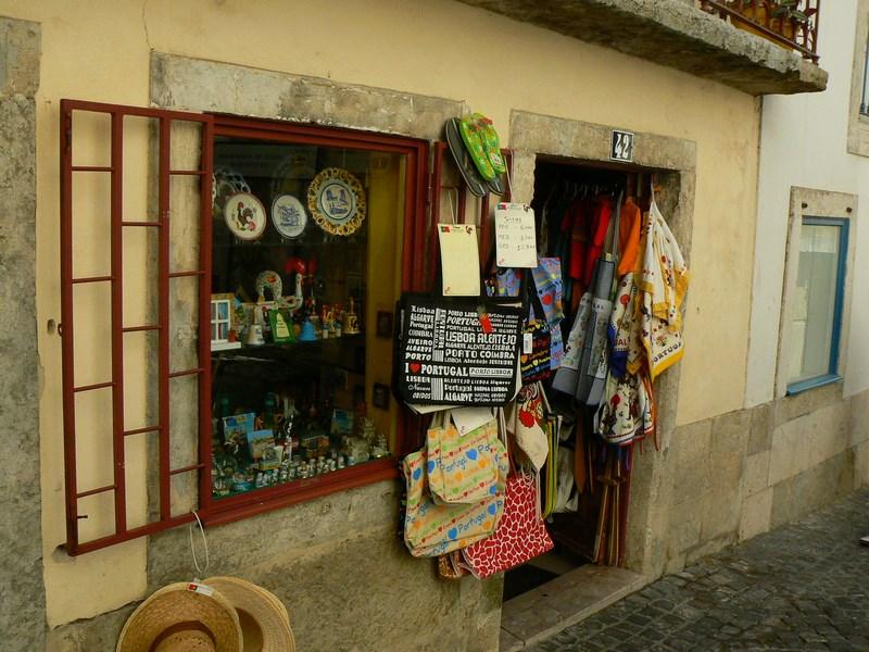 02. Alfama, Lisabona