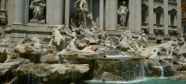 02. Fontana Di Trevi Roma