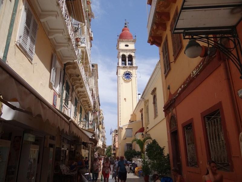 05. Biserica Corfu City