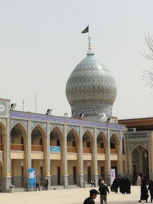 05. Moschee Shiraz