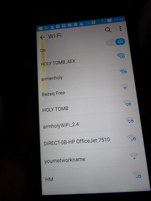 05. Wifi Isus