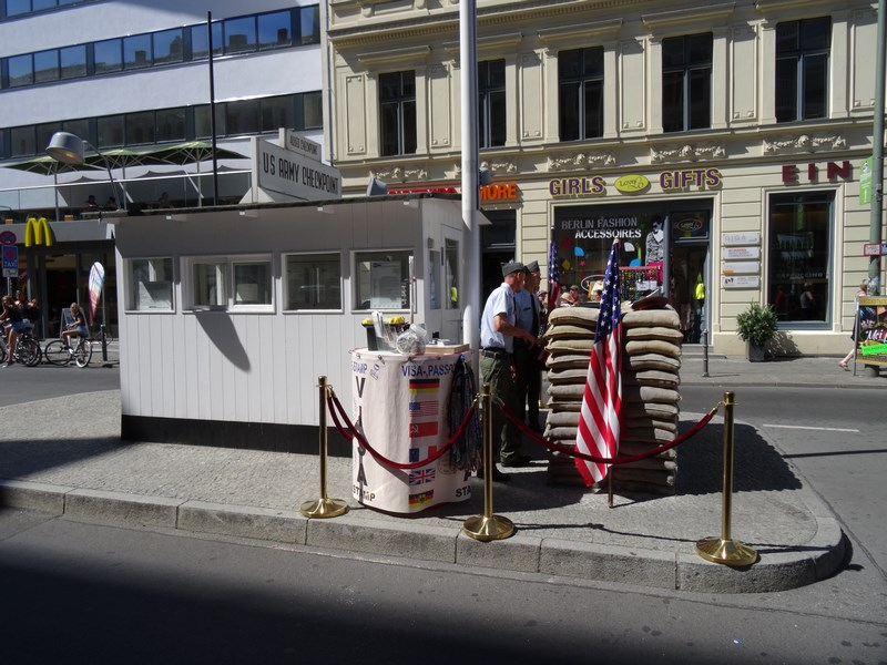 06. Charlie Checkpoint
