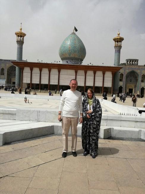06. Moschee Shiraz
