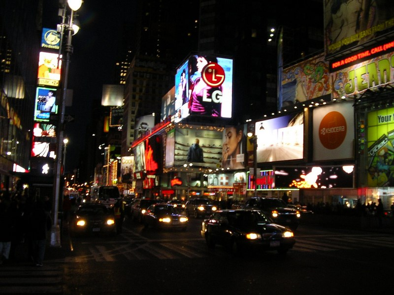 06. Times Square
