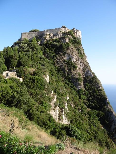 09. Angelokastro Corfu