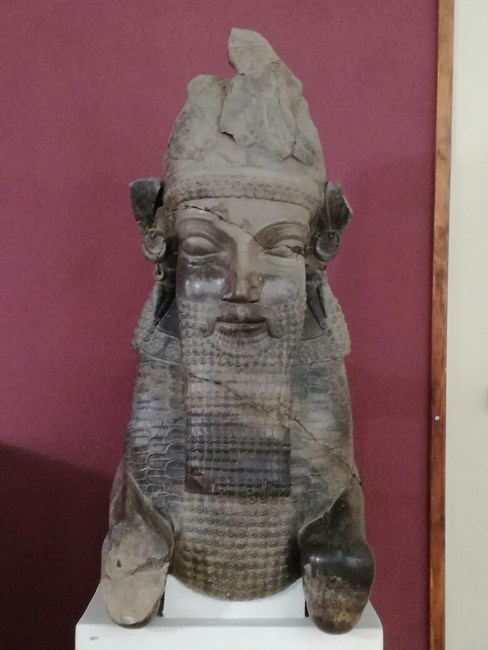 09. Muzeul National Iranian