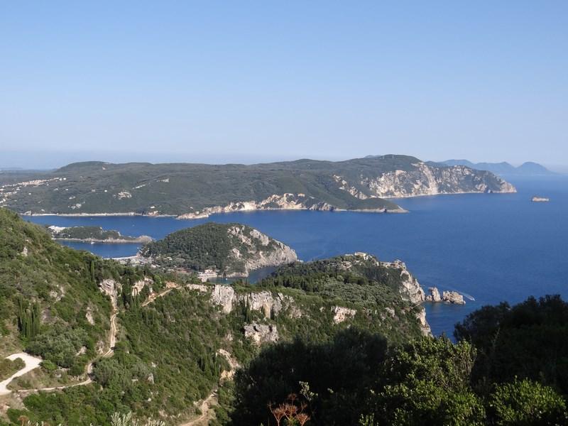 10. Panorama Corfu