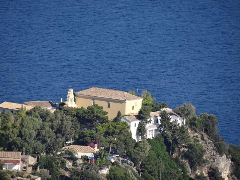 11. Manastire Paleokastrita