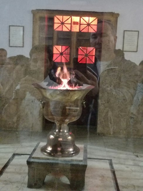12. Foc zoroastrian