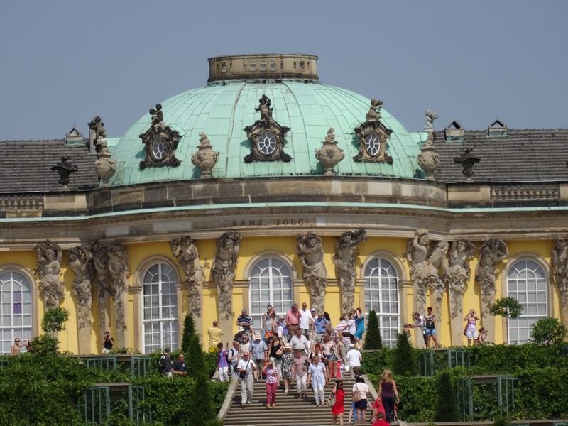 15. Palat Sanssouci