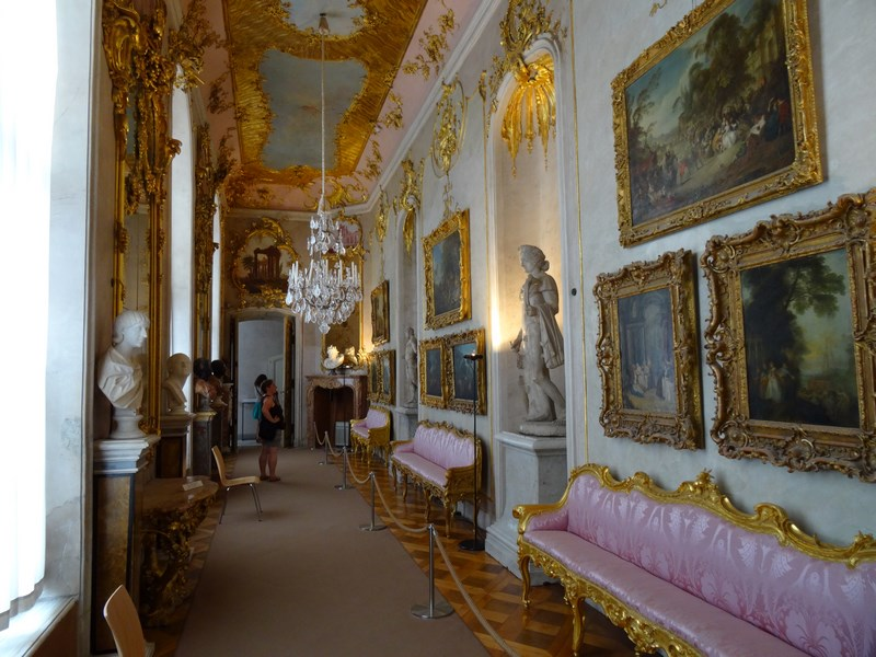 16. Interior Sanssouci