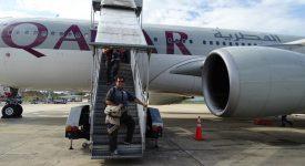 18. Qatar Airways Krabi