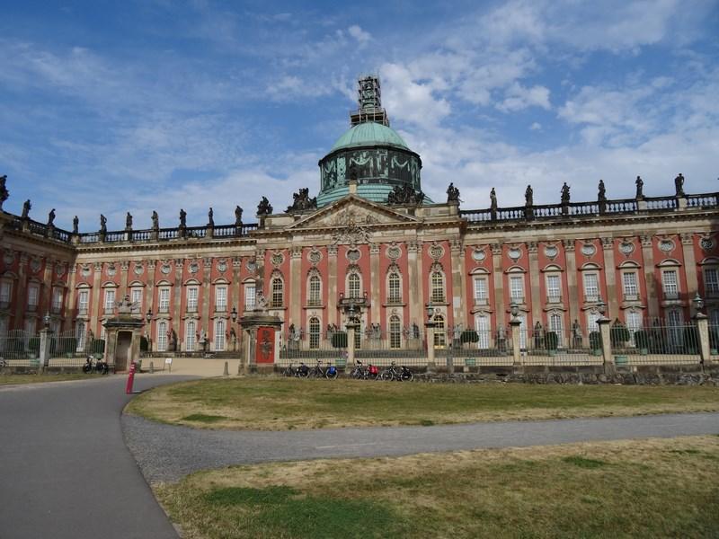 19. Palat la Potsdam