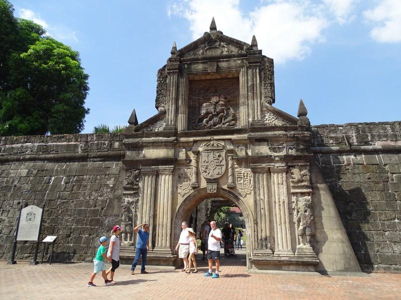 21. Fort Santiago