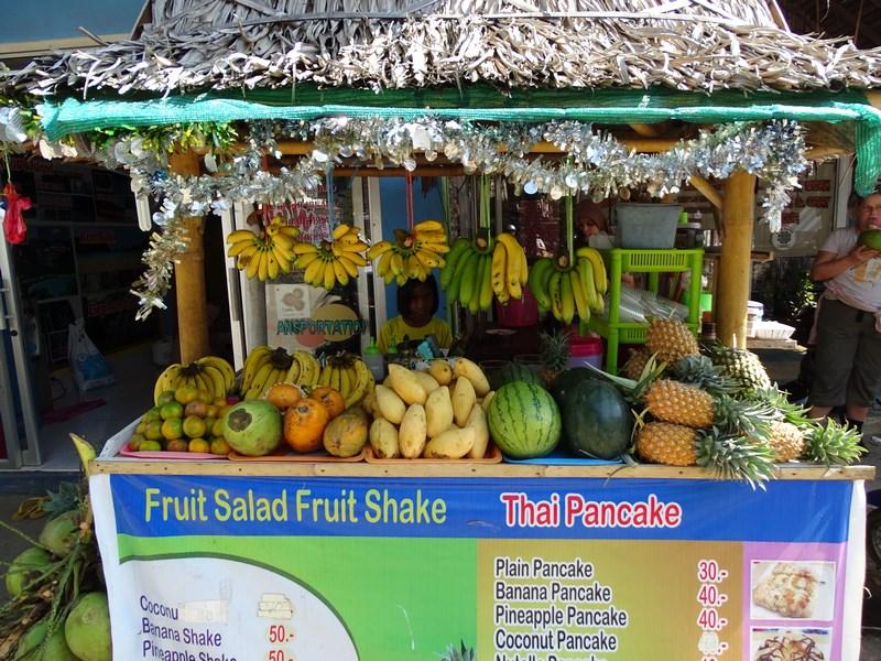 21. Piata fructe Thailanda
