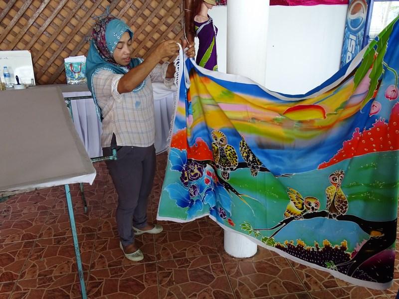 30. Batik Koh Yao Noi