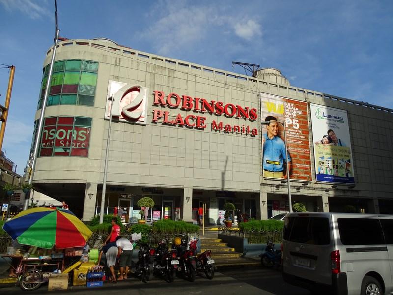 30. Robinson Place Manila