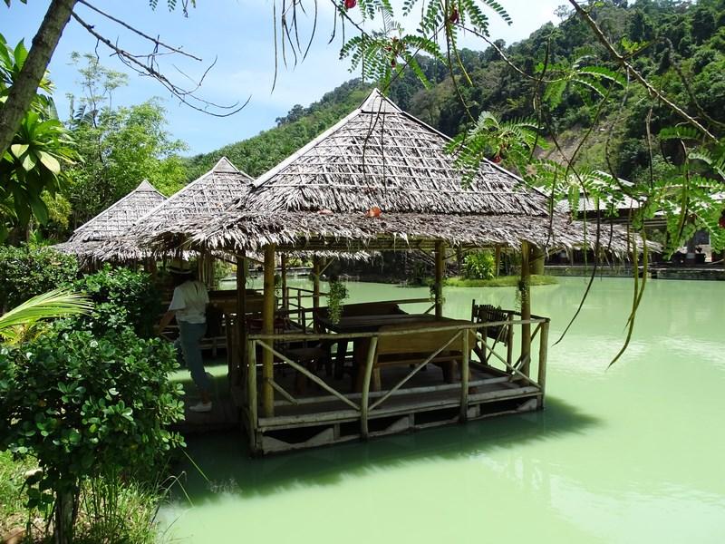 35. Lac verde