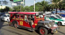 36. Jeepney In Manila