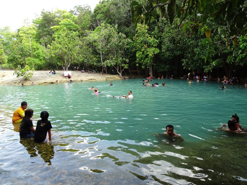 40. Emerald Pool, Krabi