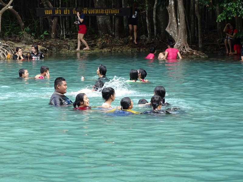 41. Emerald Pool, Thailanda