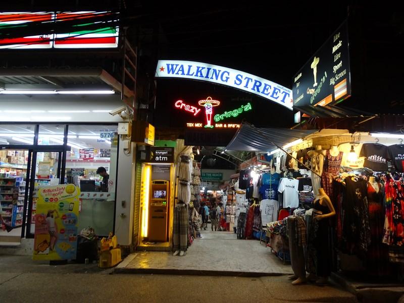 51. Walking street