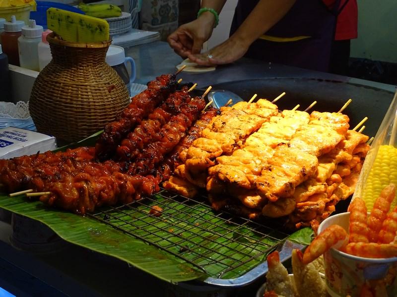 52. Thai street food