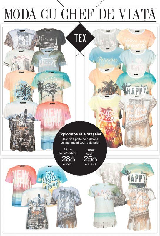 editabil 2-3 tricouri