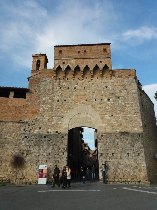 01. San Gimingnano