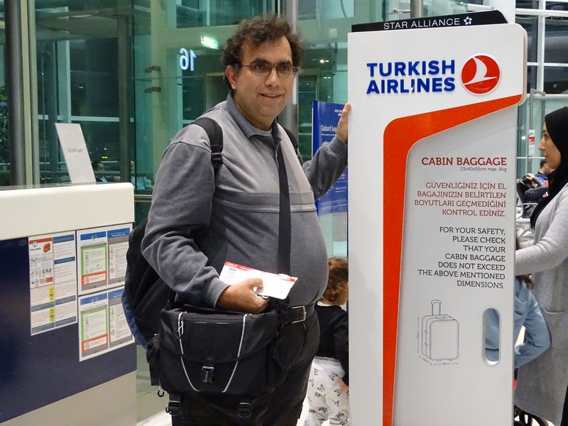 01. Turkish Airlines Bucuresti