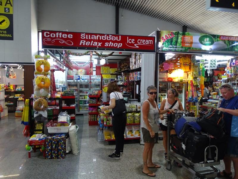 02. Aeroport Krabi