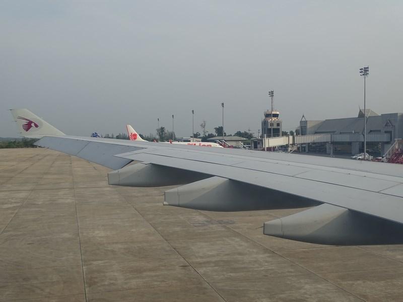 03. Qatar Airways la Krabi